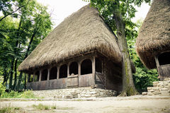 Old Peasant House Royalty Free Stock Photos