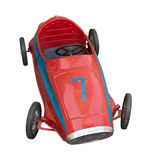 Old pedal car Royalty Free Stock Photography