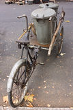 Old pedal cart Stock Photography