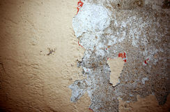 Old peel wall background and texture Royalty Free Stock Photography