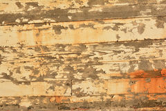 Old peeled wooden texture background Stock Photos