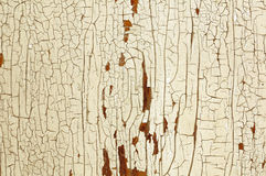 Old peeling paint Royalty Free Stock Photos