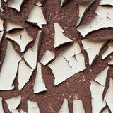 Old peeling paint background Royalty Free Stock Photo