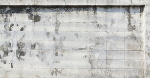 Old peeling paint brick wall grunge and dirty Stock Images
