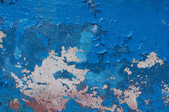 Old Peeling Paint Royalty Free Stock Photography