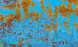Peeling paint Stock Images