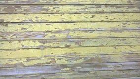 Old peeling paint on wood. South Bohemia, Czech Republic Royalty Free Stock Photo