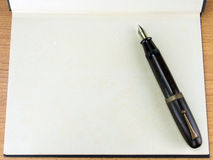 Old Pen Royalty Free Stock Image