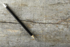 Old pencil Stock Photo