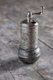 Old Pepper grinder mill Royalty Free Stock Images