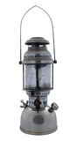 Old petrol lamp Royalty Free Stock Images