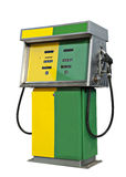 Old petrol pump Stock Photos