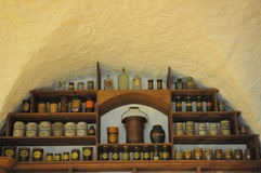 Old Pharmacy Royalty Free Stock Photo