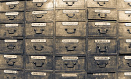 Old pharmacy museum Royalty Free Stock Photo