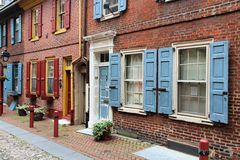 Old Philadelphia Stock Image