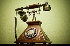 Old phone stock photo