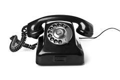 Old Phone Stock Photography