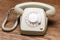 Old phone Royalty Free Stock Photos