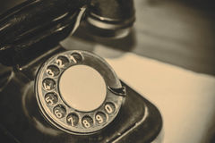 Free Old Phone Royalty Free Stock Image - 44756756