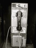 The Old Phone Royalty Free Stock Images