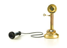 Old phone Royalty Free Stock Photo