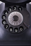 Old phone dials Royalty Free Stock Photos