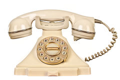 Old phone Stock Photos