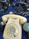 Old phones Stock Photos