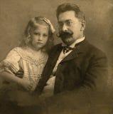 Old photo. Stock Image