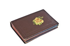 Old photo album Royalty Free Stock Photography