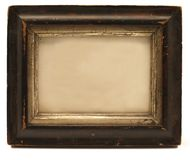 Old Photo Battered Frame Stock Photos