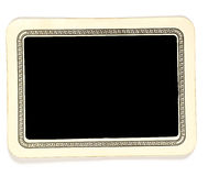 Old Photo Border Frame From The 1940s Royalty Free Stock Photos