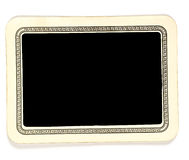 Old Photo Border Frame From 1940's Royalty Free Stock Photo