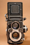 Old photo camera Royalty Free Stock Photo