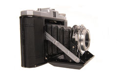 Old photo camera Royalty Free Stock Photography