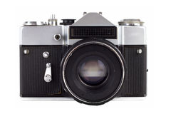 Old photo camera Royalty Free Stock Image