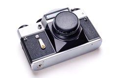 Old photo camera. Stock Image