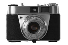 Old Photo Camera Royalty Free Stock Photo