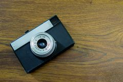 Old photo camera Royalty Free Stock Image