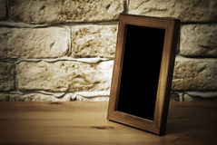 Old photo frame Royalty Free Stock Image
