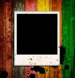 Old photo frame Royalty Free Stock Image