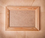 Old photo frame Stock Photography