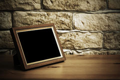 Old Photo Frame Royalty Free Stock Photos
