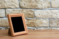 Old photo frame Royalty Free Stock Photo