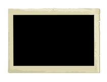 Old Photo Frame (illustration) stock illustration