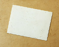 Old Photo Paper Royalty Free Stock Image