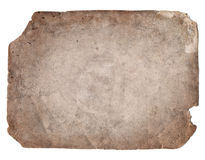 Old photo vintage texture with stains and scratches Royalty Free Stock Images