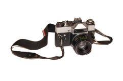Old photocamera Stock Photo