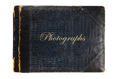 Old photograph album Royalty Free Stock Images