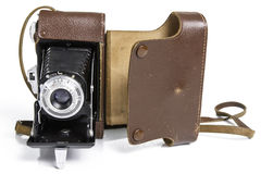 Old Photographic Camera Stock Image